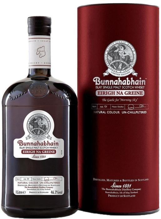 Bunnahabhain Eirigh Na Greine 1L