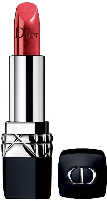 Dior Rouge Dior Lipstick Fall 2017 Limited Edition N999 Metallic 4g
