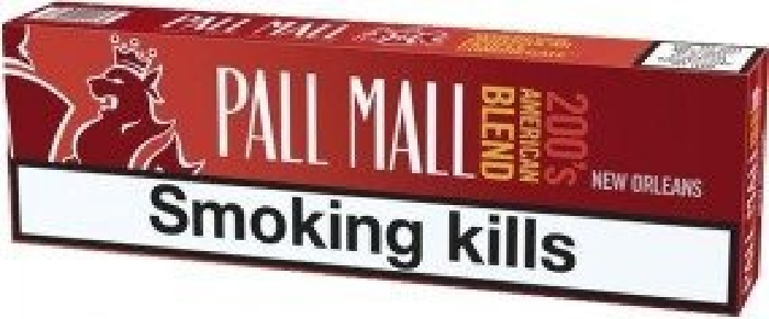 Pall Mall Red 200 LPHW