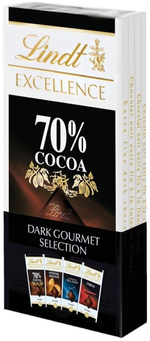 Lindt Excellence Gourmet Selection
