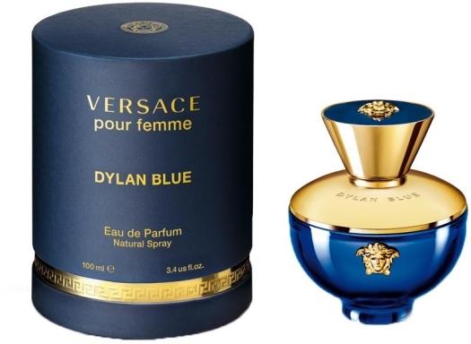 Versace Pour Femme Dylan Blue EdP 100ml