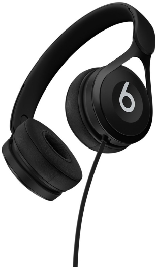 Beats Headset On Ear Ep ML992ZM Black