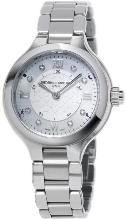 Frederique Constant FC-281WHD3ER6B Horological V2 Women's Smartwatch