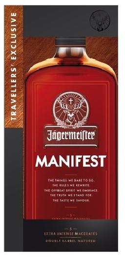 Jagermeister Manifest 1L