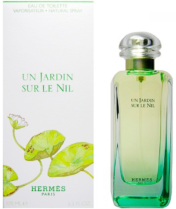 Hermes Un jardin sur le Nil 100ml