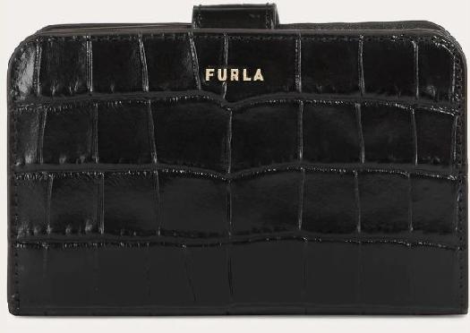 Furla Babylon Wallet, Black PCX9UNOB30000O60001007