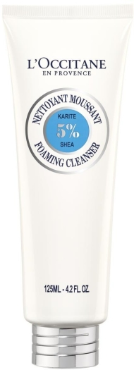 L'Occitane en Provence Karite-Shea Butter Foaming Cleanser 125ml