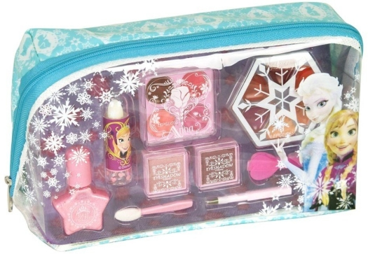 Frozen frozen annas makeup bag
