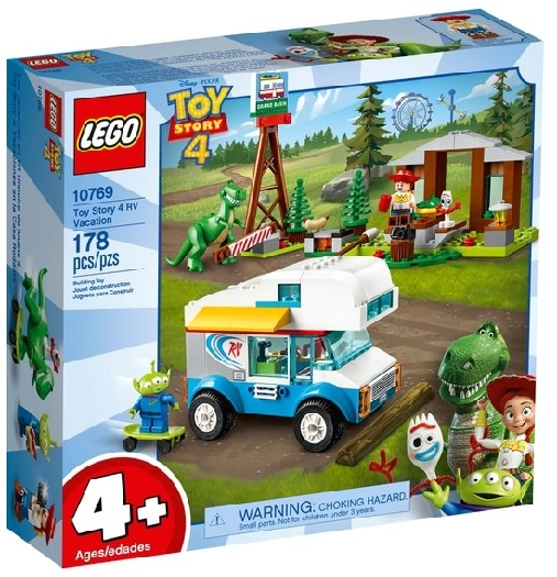 LEGO Disney Pixar's Toy Story 4 RV Vacation