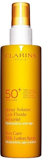 Clarins Sun Care Milk-Lotion Spray Very High Protection UVB 50+ 150ml