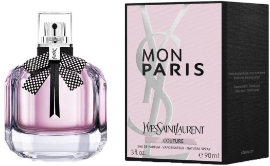 Yves Saint Laurent Mon Paris Couture EdP 90ml