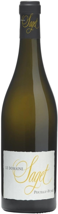 Illy Domaine Saget Pouilly Fume AOC dry white 0.75L