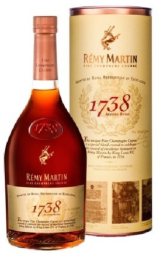 Remy Martin 1738 Accord Royal 1L