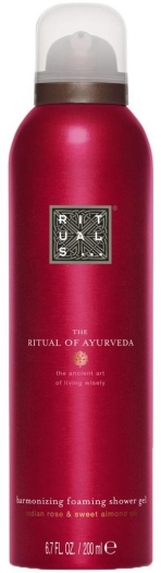 Rituals Ayurveda Foaming Shower Gel 200ml