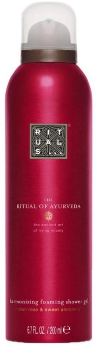 Rituals Ayurveda Foaming Shower Gel 200ml
