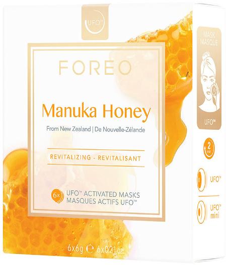 Foreo UFO Mask Manuka Honey revitalizing