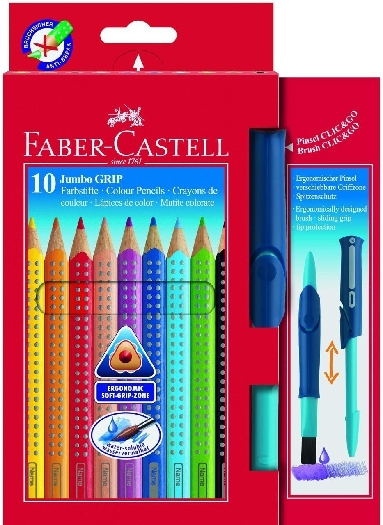 Faber-Castell Colored Pencil in duty-free at airport Boryspil