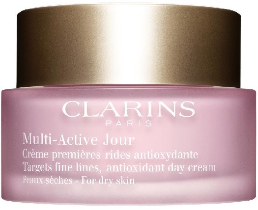 Clarins Multi Active Day Cream Dry Skin Tagespflege 50ml