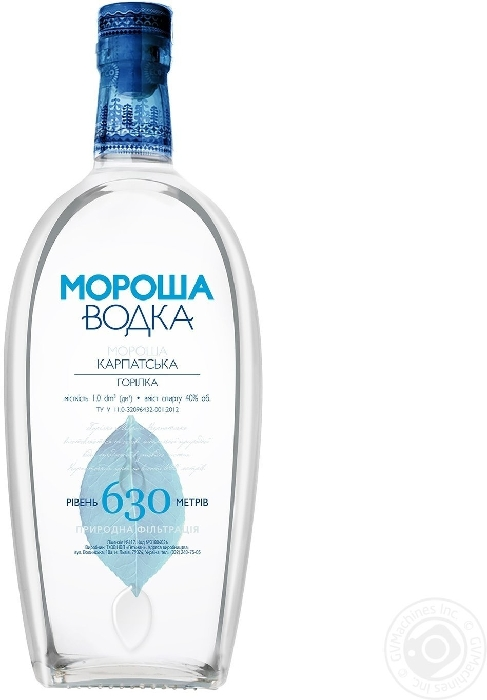 Morosha Carpathian Vodka 1L