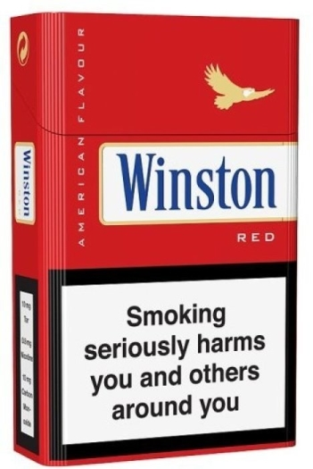 Winston Red 400s