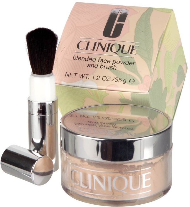 Clinique Blended Face PowderBrush Transparency 3 35g