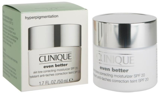 Clinique Even Better Skin Tone Correcting Moisturizer SPF 20 50ml