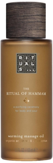 Rituals Hammam Massage Oil 100ml