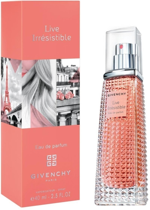 Givenchy Live Irresistible 40ml