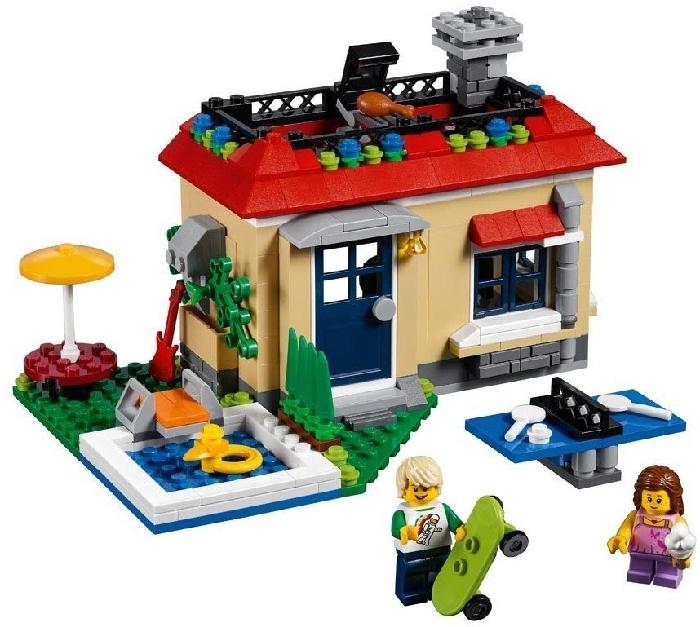 LEGO Lego Creator Modular Poolside Holiday