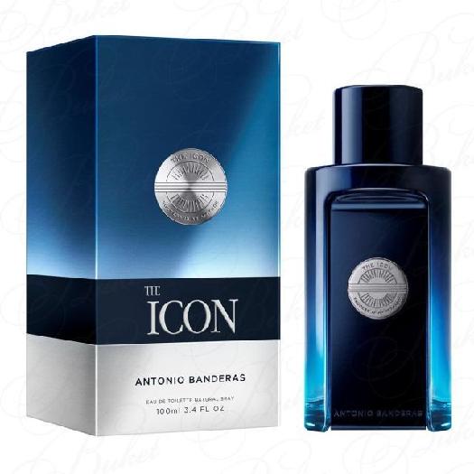 Antonio Banderas The Icon 65156116 EDTS 100ml