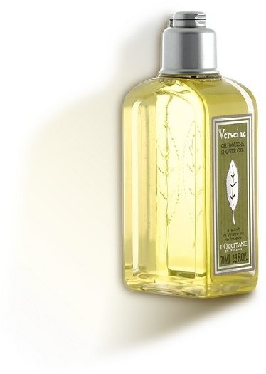 L'Occitane en Provence Verbena Shower Gel Travel Size 70ml