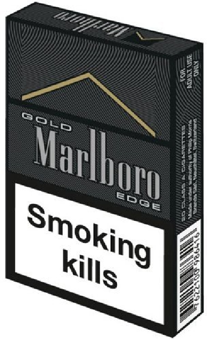 Marlboro Gold Edge Super Slims Pack