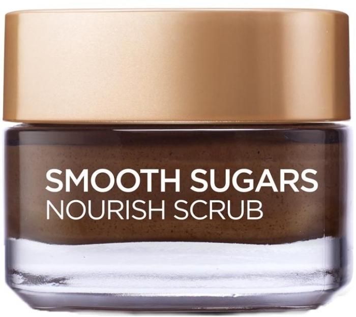L'Oreal Smooth Sugars Nourishing Scrub 50ml