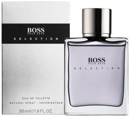 Boss Selection EdT 50ml