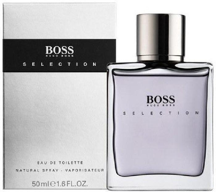 Boss Selection EdT 50ml