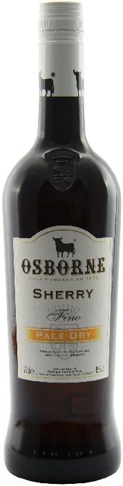 Osborne Fino Pale Dry Sherry 1L