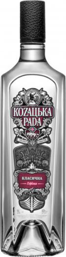 Kozatska Rada Classic Vodka 1L