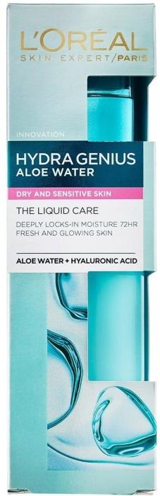 L'Oreal Paris Hydra Genius Water Gel Moisturiser 70ml