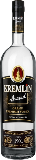 Kremlin Award Vodka 1L