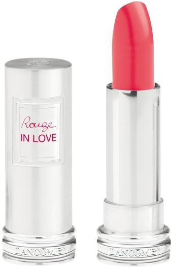 Lancome Rouge in Love Lipstick N340B Rose Boudoir 4ml