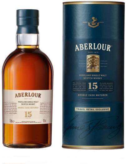 Aberlour 15 YO 1L