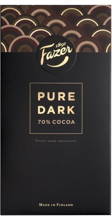 Fazer Pure Dark 70% 95g