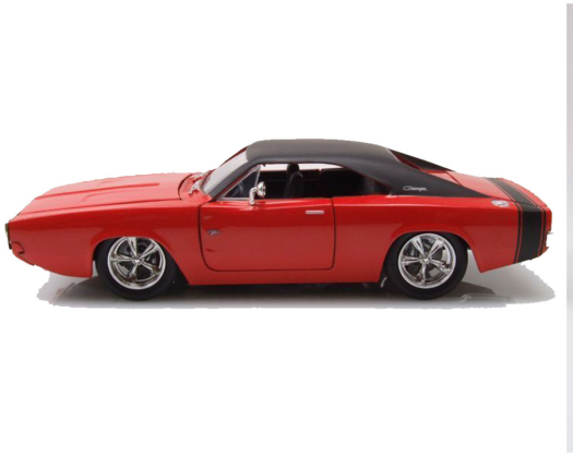 JADA BTM Diecast Dodge Charger RT 1970 1/24