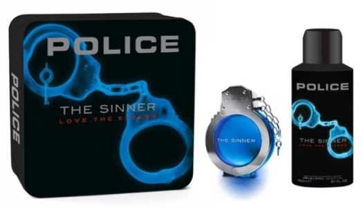 Police The Sinner Set 100ml+75ml