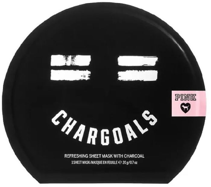 Victoria's Secret Pink Body Chargoals Face Mask 185ML