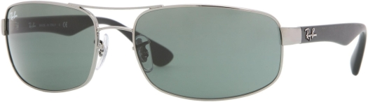 Ray-Ban RB3445 004 61 Sunglasses 2017