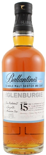 Ballantine's Glenburgie 15 Year Old 40% 700ml