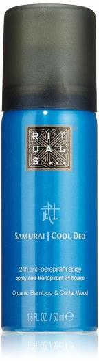 Rituals Samurai Deo Spray 50ml