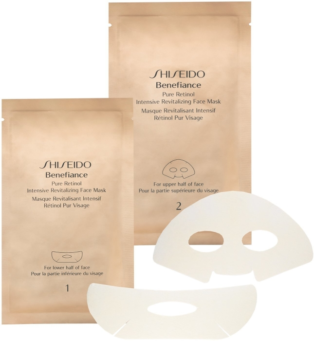 Shiseido Benefiance Pure Retinol Face Mask 64ml