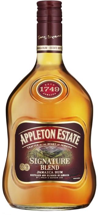 Appleton Estate Signature Blend 40% 1L